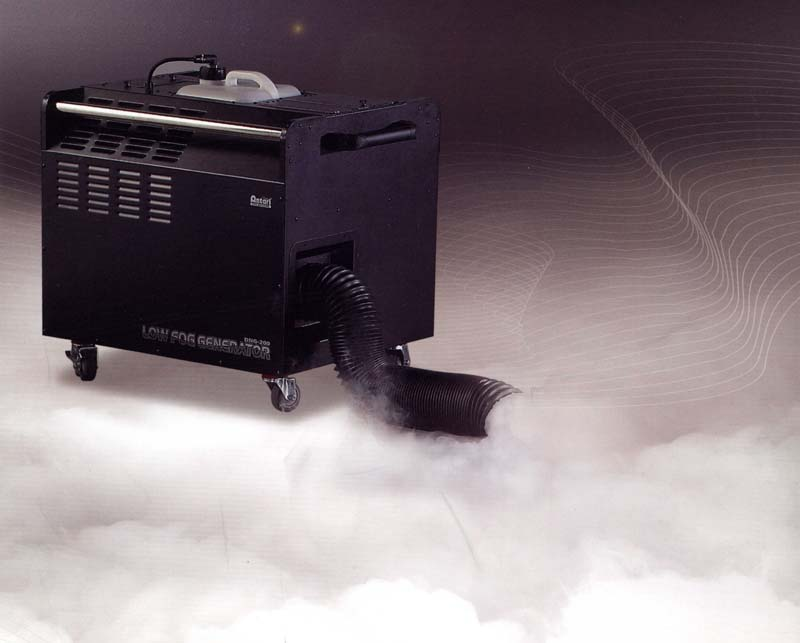 DNG 200 Low Fog Smoke Machine